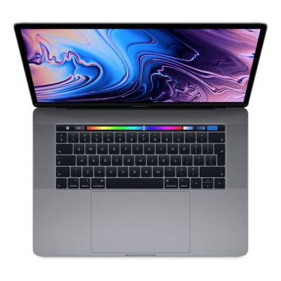 Photo of Apple 15-inch MacBook Pro with Touch Bar IntelCorei7 256GB - Space Grey