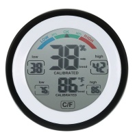 Digital LCD Thermometer Hygrometer Humidity Meter
