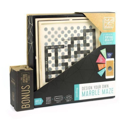 Seedling Design Your Own Marble Maze