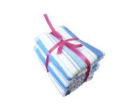 bunty alpine guest towel 3 pieces pack 030x050cms 450gsm bathroom