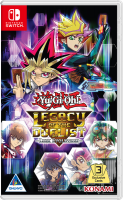 yu gi oh legacy the duelist link evolution nintendo switch 3ds console