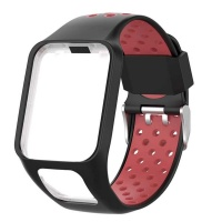 tomtom runner 2 3 multi sport spark breathable strap double accessory