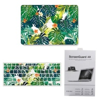 combo macbook 13 air 2018 a1932 palm trees tablet accessory