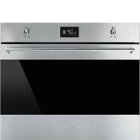 smeg 70cm classic electric 77l sf7390x oven