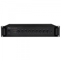 amplifier 120w 100v pre mixer pa system