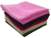bunty auchen face cloth 10 piece pack assorted 30 x 30cms bathroom