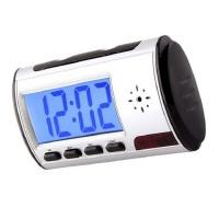 Fervour Generic Multifunction Spy Table Clock With Hidden Camera