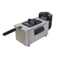 3lt stain steel deep fryer