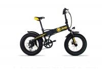 Jeep E Bike 20 Foldable Fat Bike