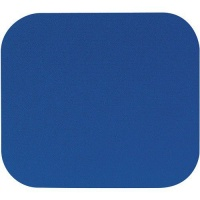 fellowes premium mouse pad blue office machine
