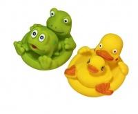 bath toysduck and frog bath toy