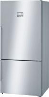 bosch series 6 free standing 86cm fridge freezer bottom freezer