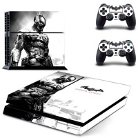skin nit decal for ps4 batman arkham knight white 2019