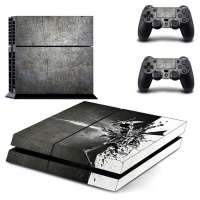 skin nit decal for ps4 metal design 2019 handheld console