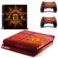 skin nit decal for ps4 manchester united 2016 new
