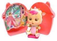 cry babies magic tears bottle house red dollhouse doll