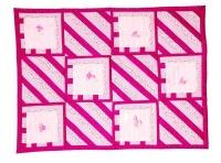 baby comforter ceris pink pillowcase