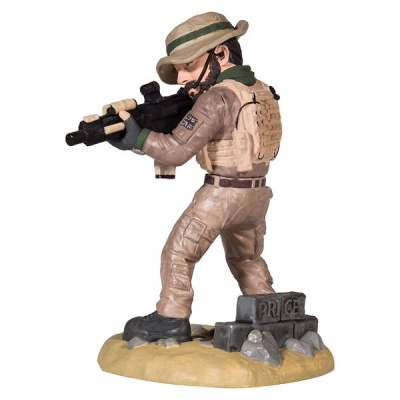 Call Of Duty Cpt Price Figurine