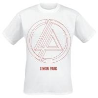 rockts linkin park doubled up t shirt gaming merchandise