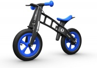 firstbike limited blue balance bike neck brace