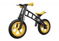 firstbike limited yellow balance bike neck brace