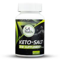 Keto Salt BHB Supplement 60 Caps