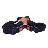 action mounts adjustable binocularscamera shoulder harness camera accessory