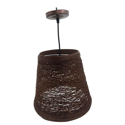 Photo of Retro Style brown colour Pendant lamp