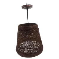 retro style brown colour pendant lamp home decor
