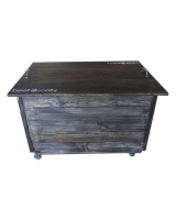 beetroot inc coffee table crate ebony entertainment center