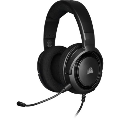 Photo of CORSAIR HS35 Stereo Gaming Headset - Carbon