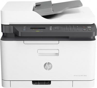 Photo of HP Color Laser MFP 179fnw 4-in-1 Wi-Fi Colour Laser Printer