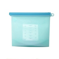 jungle reusable bpa free food storage pouch 2 pack blue food storage
