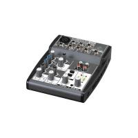 behringer xenyx 502 analogue mixer