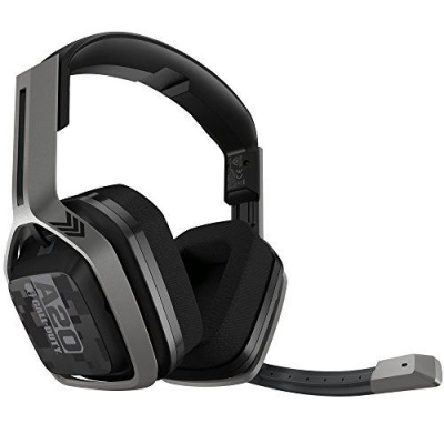 Photo of ASTRO A20 Wireless Gaming Headset Bundle - Call Of Duty For Xbox One - Silver