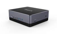 mecer xtreme mini i502 core i3 ssd pc black 4gb