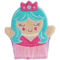 stephen joseph bath mitt princess bathroom accessory