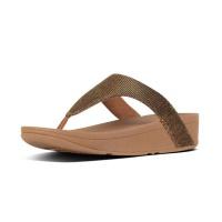 lottie glitzy bronze shoe