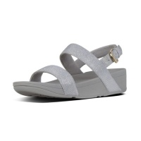 lottie glitzy sandal silver shoe