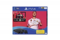 playstation 4 console extra dualshock controller fifa 20