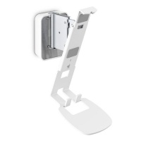 vogels speaker wall mount for sonos one and play 1 white audio accessory