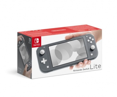 Photo of Nintendo Switch Lite Console - Grey