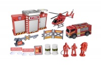 Teamsterz Fire Station Playset