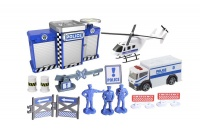 Teamsters Police Station Playset