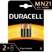 Duracell Speciality MN21 Alkaline Batteries 12V