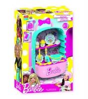 barbie mega case trolley kitchen set pretend play