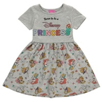 character infant girls dress disney princess parallel
