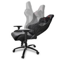 steelplay pc gaming chair sgc02 blackred
