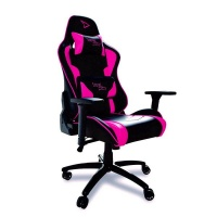 steelplay pc gaming chair sgc01 pink