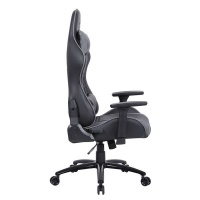 steelplay pc gaming chair sgc01 grey